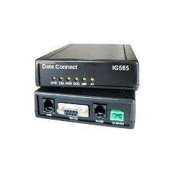 IG56S SERIES High-speed V.92 Security Dial-Line Modems (DC)
