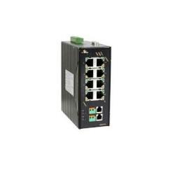 22.8mbps 10/100base-tx 4-wire efm bonded industrial ethernet extender