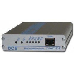 Multi-Standard Modem DC voltage (9-18 VDC)